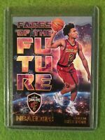 COLLIN SEXTON ROOKIE RC CAVS BASKETBALL 2018-19 NBA Hoops Gold Foil & Snowflakes