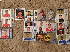 Panini x 22 Champions League Stickers 2014 2010 2011 2012 2013