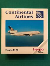 Douglas DC 10 Continental Airlines. Herpa Wings 1:500 - Art.-Nr. 500111