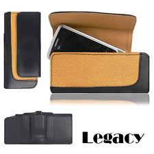 "Horizontal case bolso Legacy ""m"" bolsa de piel riñonera Nokia e51 e52-nuevo"