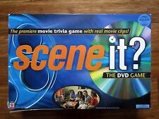 SCENE IT? THE DVD GAME - MOVIE TRIVIA GAME WITH REAL MOVIE CLIPS! #C0885 (2003)