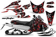 Snowmobile Graphics Kit Decal Sticker Wrap For Yamaha FX Nytro 08-14 NSTAR R K