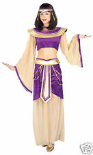 Queen of the Nile Cleopatra Egyptian Fancy Dress Halloween Sexy Adult Costume
