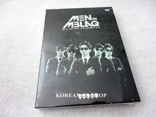 M-BlaQ - Man In MBLAQ 2011 1st Live Concert [2DVD+Photobook+Specal DVD] M-BLAQ
