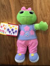 LEAPFROG COUNTING ON ME LILY, English/spanish learning Colors/Numbers