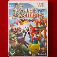 Nintendo WII ► Super Smash Bros. Brawl ◄ WII U