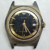Alpine Wind-up Antimagnetic Watch Head