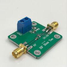 Biais Tee Large Bande 10-6000 MHz 6GHz FR Amateur Radio RTL SDR LNA Lownoise Amplificateur -1