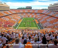 Tennessee Volunteers Neyland Stadium UT Vols NCAA Football Checkerboard 1210