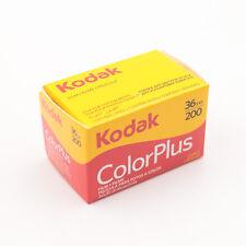 Kodak ColorPlus Color Plus 200 35mm 135-36 Negative Color Print Film Fresh 2019