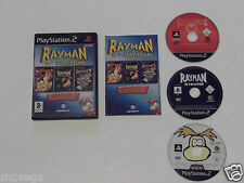 RAYMAN 10TH ANNIVERSARY for PLAYSTATION 2