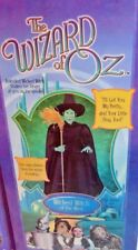 The Wizard Of Oz Wicked Witch of the West Elphaba Animated Figure MIB