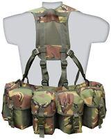 DPM Airborne Webbing Belt Patrol Molle Military Army
