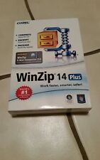 Corel WinZip 14 Plus includes WinZip E-Mail Companion 2.0;World's #1 compression