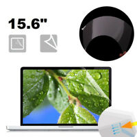 "Anti-Scratch 15.6"" 16:9 Laptop Notebook Screen Protector Film Cover Slim"
