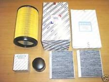 Alfa Romeo 147 GTA 3.2 24V V6  new genuine air oil pollen filter service kit