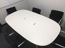 Meeting Staff Office Conference Board Room Oval Table  Aus Made NEW