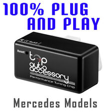 Performance Tuning Tuner Speed OBDII OBD2 OBD II 2 Chip Module ECU for Mercedes
