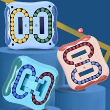 Magic Square Bean Stressabbau Spielzeug Fingerspitze Würfel tragbare Lernspielze
