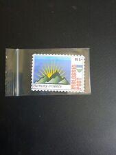 Harmony Province stamp of the Micronation Molossia