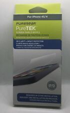 Apple iPhone 4/i4S PureGear PureTek Commercial System Screen Shield Refill Film