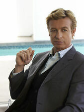 SIMON BAKER UNSIGNED PHOTO - 255 - THE MENTALIST