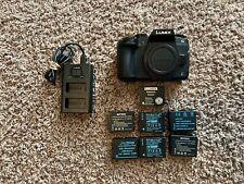 Panasonic LUMIX DMC-G85 4K Digital Camera Body