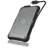 "ICY-BOX IB-287-C31 Ext. Gehäuse USB 3.1 (Gen 2) Type-C™ für 2,5"" SATA HDD/SSD"