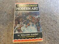 The Observer's Book of Modern Art (1964) William Gaunt
