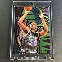 SHAQUILLE O'NEAL SHAQ 1994 FLEER ULTRA #5 SCORING KINGS FOIL INSERT CARD NBA HOF