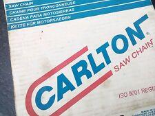 CARLTON CHAIN  3/8 x 058 x 25 foot GENUINE USA **CHAINSAW *  suit HUSKY etc