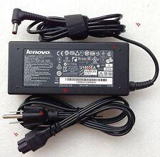 Original OEM Lenovo IdeaPad Y500/i7-3610QM 120W AC/DC Power Adapter Charger/Cord