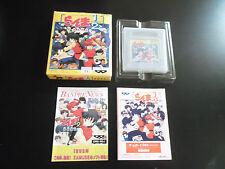 RANMA 1/2 GAME BOY  japan game