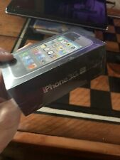 Apple iPhone 3GS - 8GB - Black Factory   (Unlocked) A1303 (GSM) Factory Sealed,