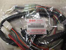 suzuki GT750 gt 750 electrical wire main wiring harness