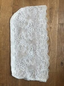 Stretchy Lace Posing Fabric Photography Newborn Baby Photo Prop Pre-Owned