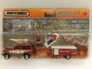 Matchbox Hitch 'N Haul Vacation Day