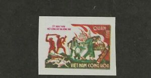 VIETNAM SC# 33 MLH STAMP