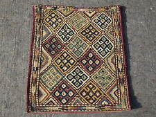 Antike Tasche Shahsavan Persien 66 x 58cm ANTIQUE BAG, RUG, TAPPETO, TAPIS Nr.67