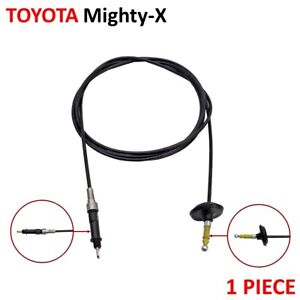 For Toyota Hilux Mighty-x 1989 97 Fuel Lock Control Gas Door Release Cable
