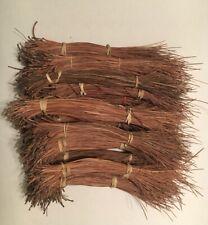 1.5 Pound Dried Florida Pine Needles Free Shipping- Basket Weaving, Decor, Craft