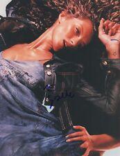 Gisele Bundchen model actress REAL hand SIGNED 8x10 Photo #2 COA Tom Brady Wife