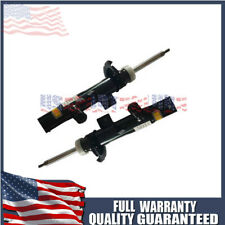 2PCS For BMW X3 F25 X4 F26 Front Air Suspension Shock Absorber Strut 2011-2017