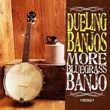 Dueling Banjos - Dueling Banjos: More Bluegrass Banjo [New CD] Manufactured On D