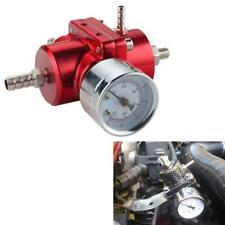 Universal Adjustable Fuel Pressure Regulator Parts Kit+140PSI Gauge+Oil Hose