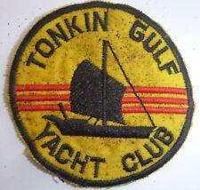 US NAVY, 7th FLEET - TONKIN GULF - Patch - SOUTH CHINA SEA  - Vietnam War - Y