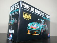 "Tamiya 1/10 Porsche 934 Turbo RSR Vaillant ""Special Limited Edition 164 of 333"""