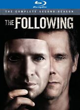 The Following - Season 2 [2014] [Region Free] (Blu-ray)