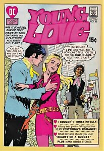 YOUNG LOVE #85 NEAR MINT- (9.2) *SCARCE ~ HIGH GRADE D.C ROMANCE*