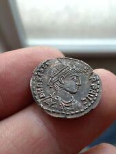 Arcadius (383-408), Siliqua,Constantinople, Ad 395-403, Ar